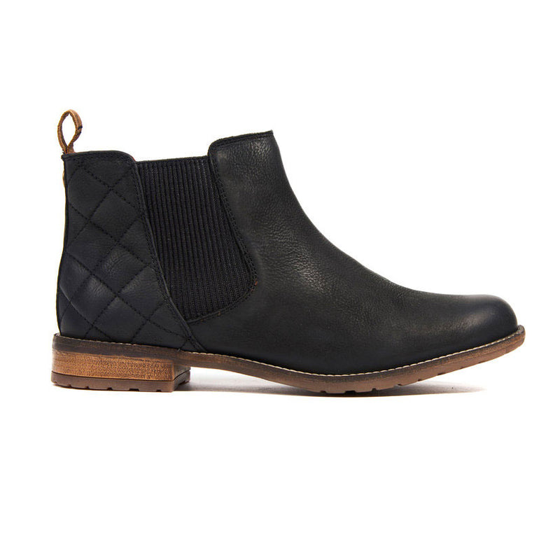 Women's Abigail Leather Chelsea Boot
