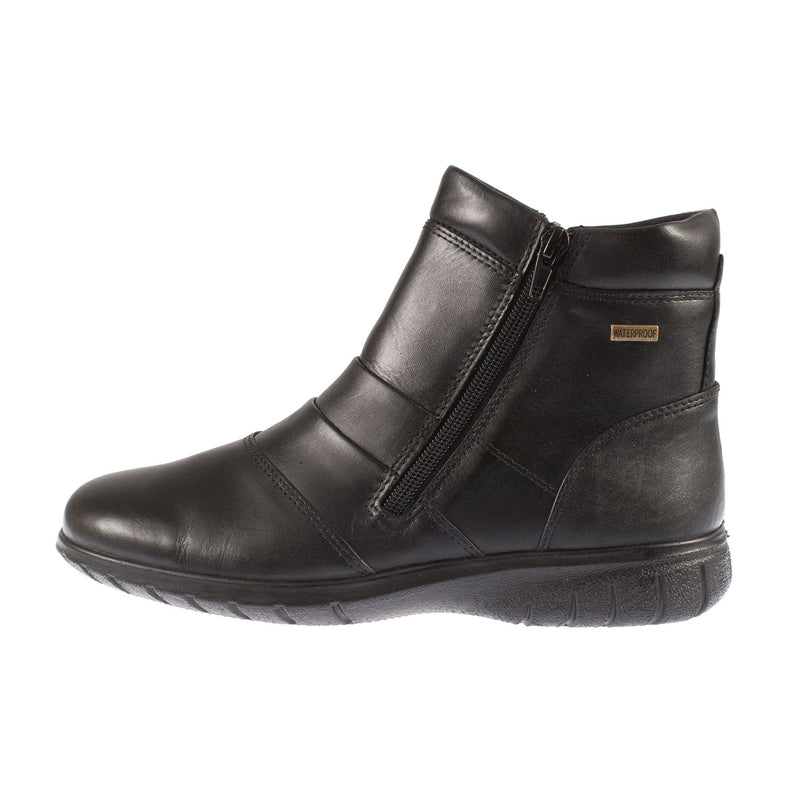 COTSWOLD Women's Ledbury Leather Waterproof Ankle Boot