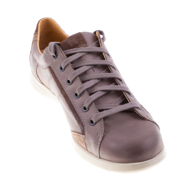 MEPHISTO Men's Mathis Leather Trainer Lace Up Shoe (M1142)