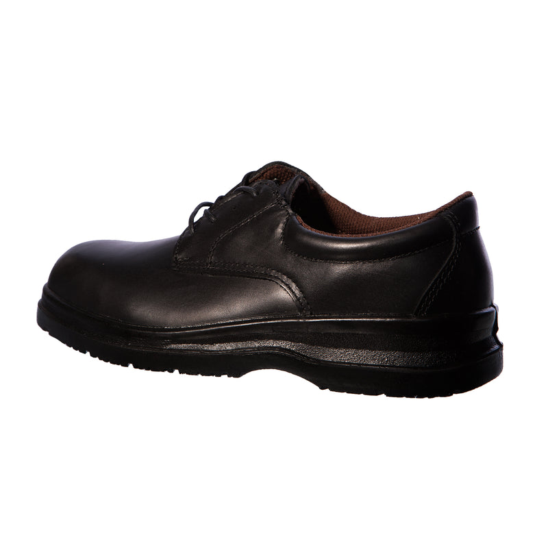 Men's Plain Front Gibson Safety Shoe