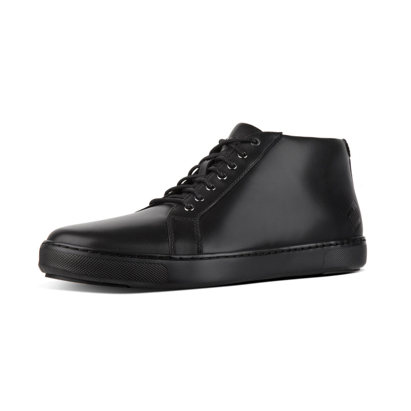 Men's Andor Leather High-Top Sneaker