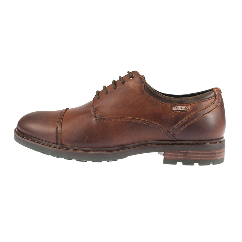Caceres Leather Oxford Shoe