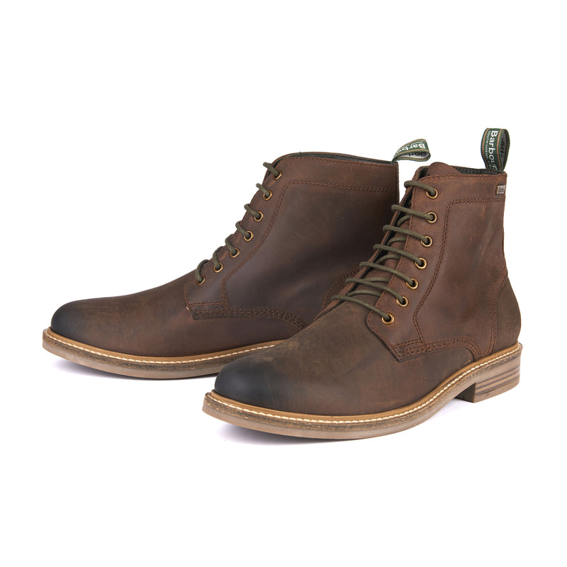 Men's Byker Leather Ankle Boot