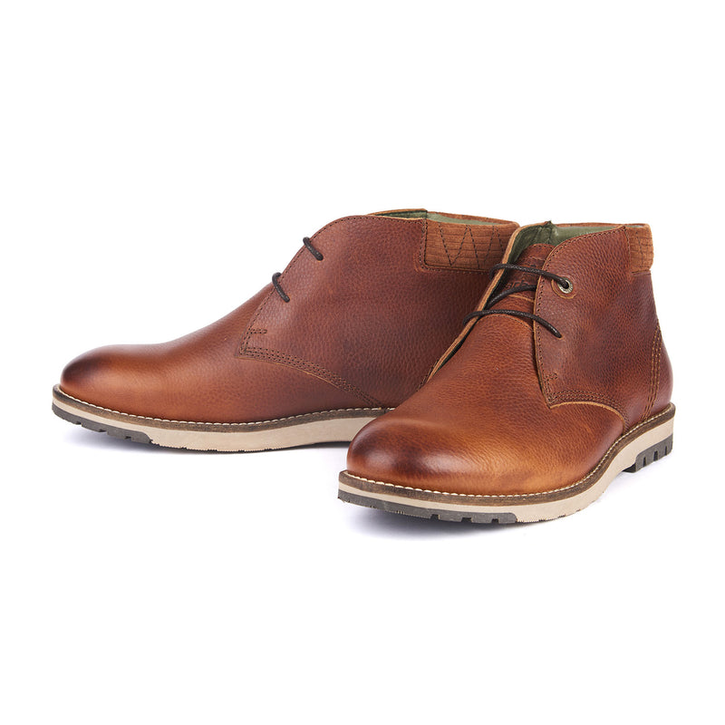 Barbour Heppel Leather/Suede Boot