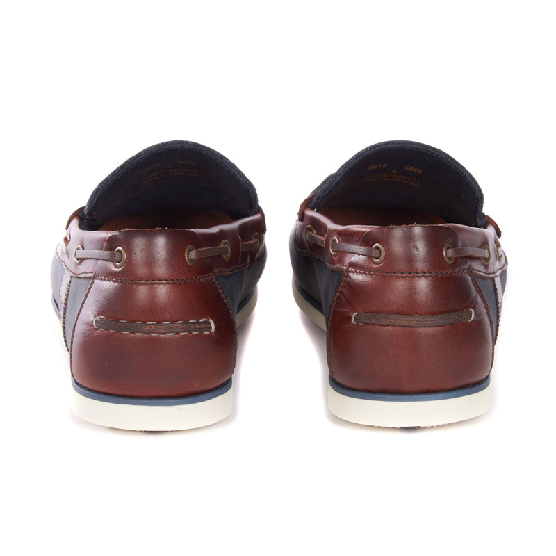 Men's Keel Leather Boat Shoe