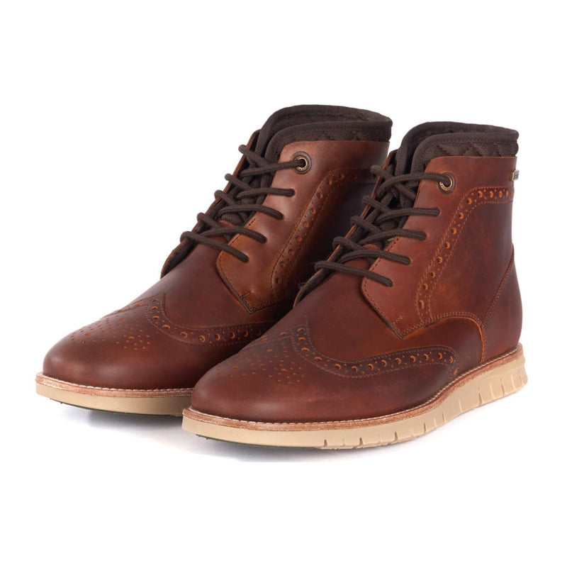 Men's Clement Brogue Derby Boot