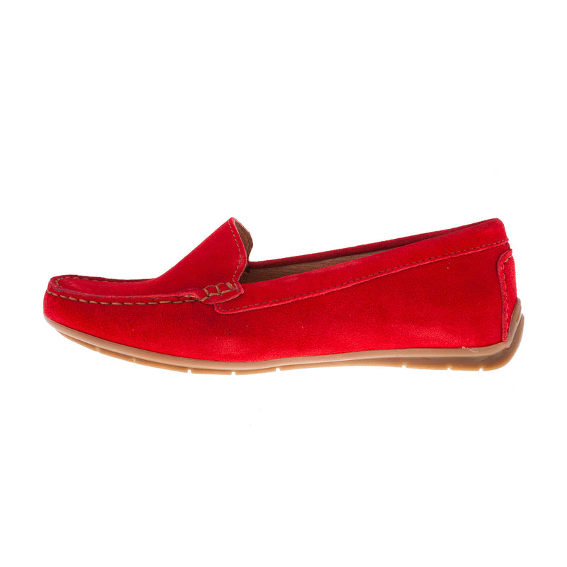 CEFALU Women's Soft Suede Loafer (MG4102)