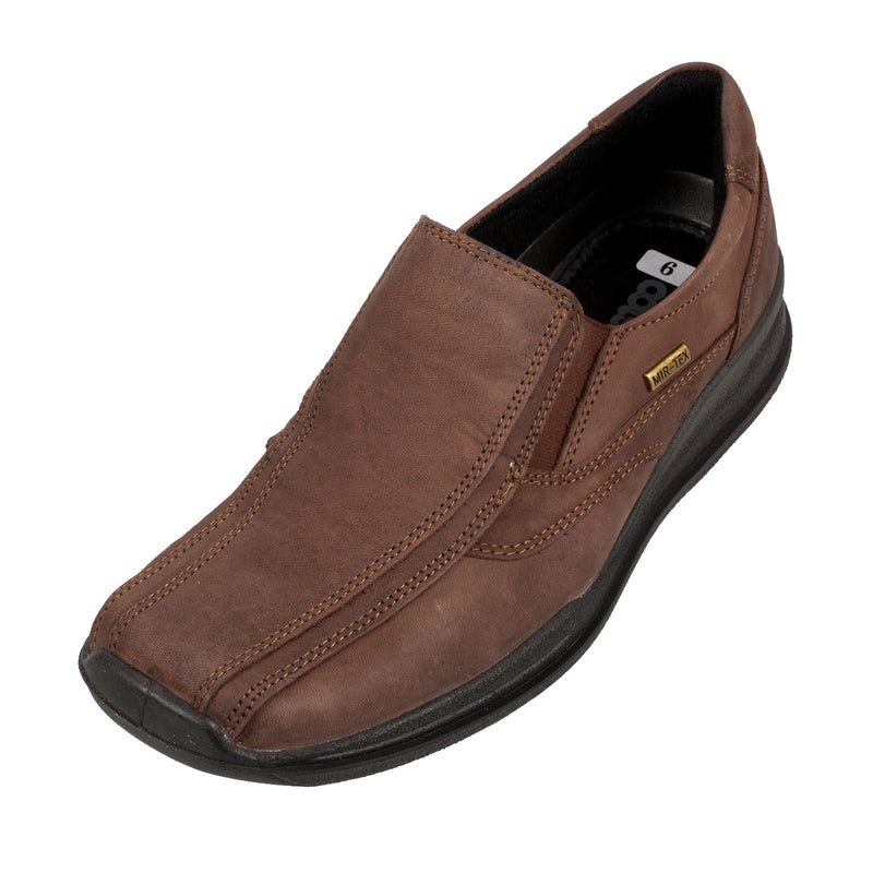 Cotswold Men's Naunton Leather Mir Tex Slip On Shoe