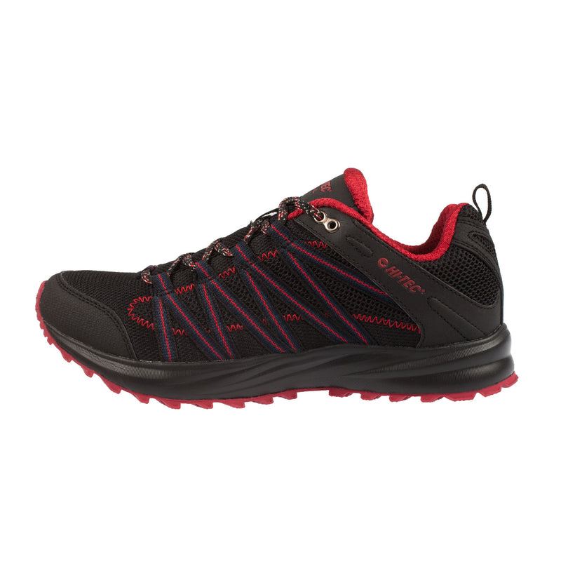 HI-TEC Men's Sensor Trail Lite Lace Up Hiking Walking Shoe