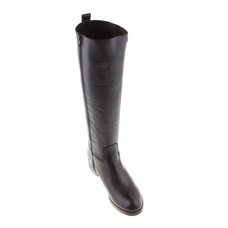 Women's P613 Leather Tall Boot
