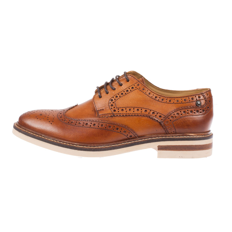 Men's Apsley Washed Leather Brogue