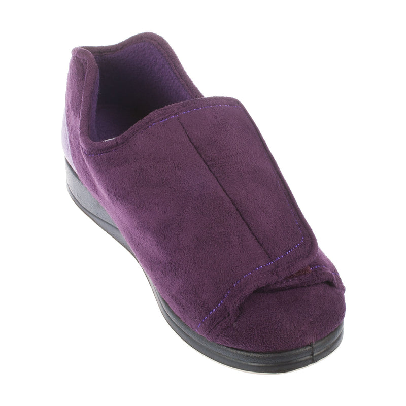 Women's Paula Wrap Over Slipper