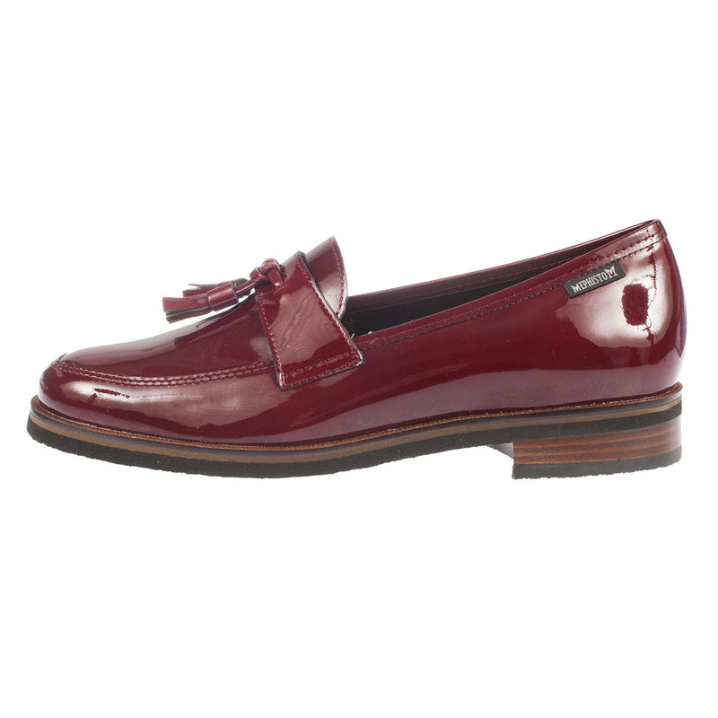 MEPHISTO Women's Piera Leather Classic Penny Loafer Shoe (P2693)