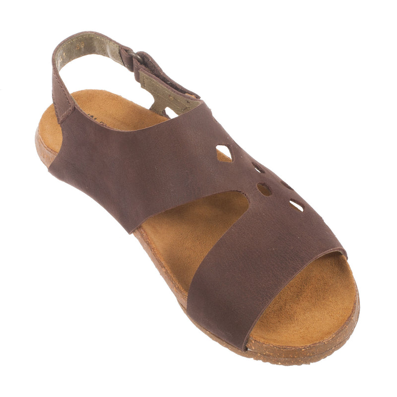 Women's 5061 Wakataua Leather Flat Sandal