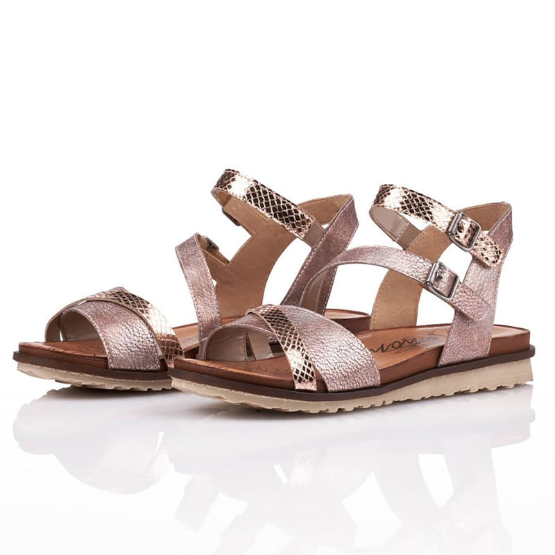 Women's Leather Sandal