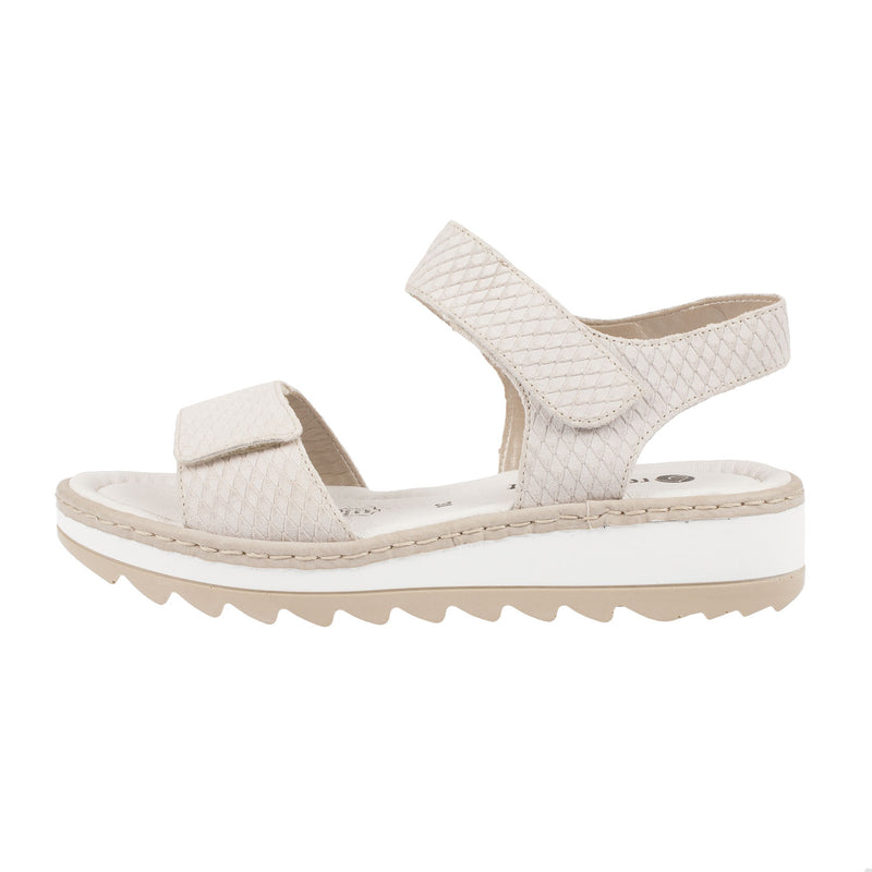 Women's R7753-80 Leather Sandal