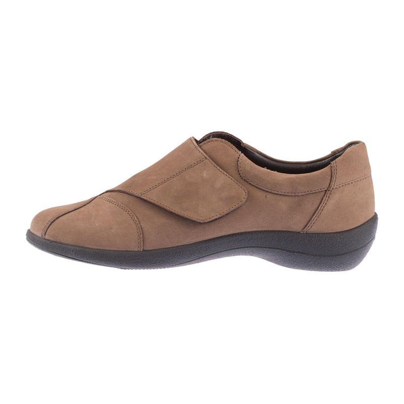 PADDERS Women's Rose Velcro Leather Shoe (H203/21)