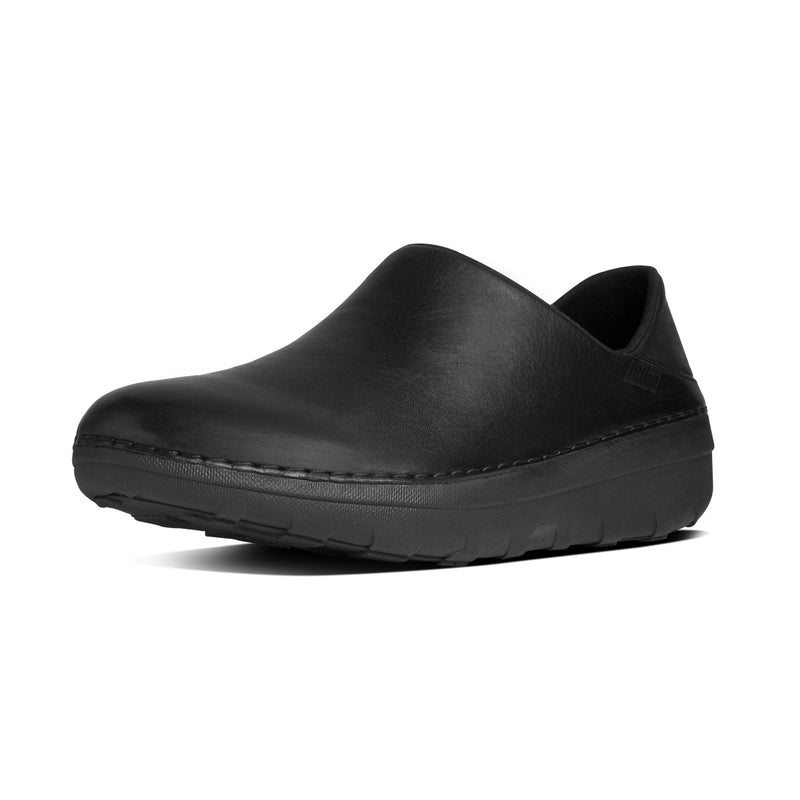 Women's Superloafer Leather Shoe