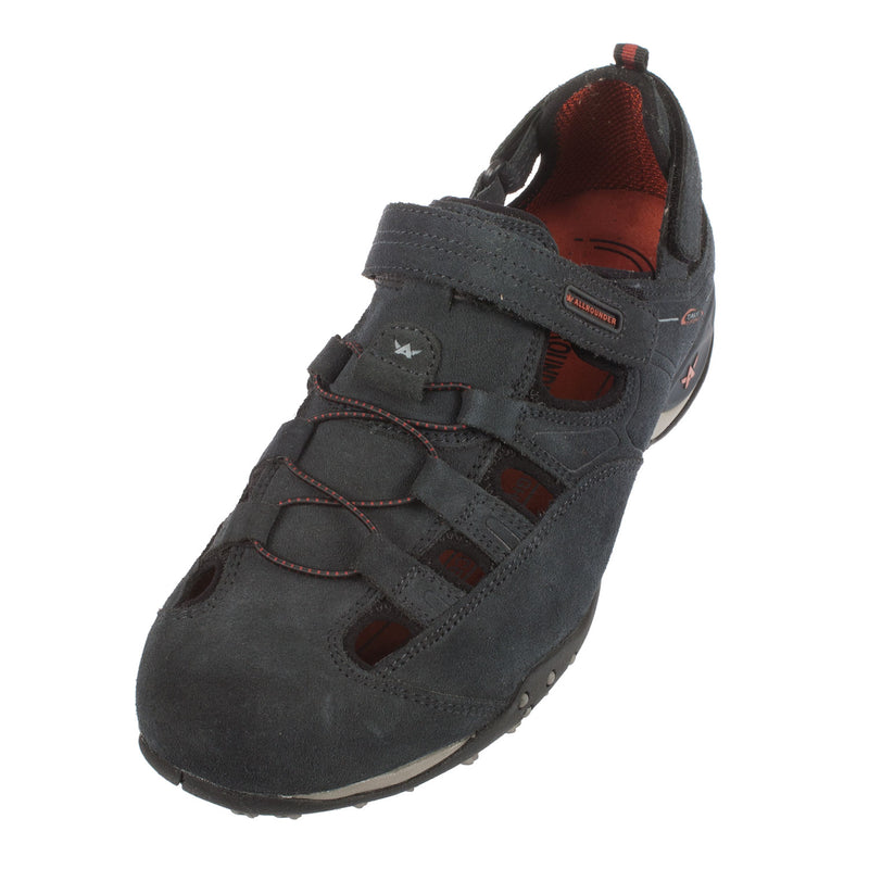 Allrounder Men's Tarantino Suede Velcro Shoe (AT025)