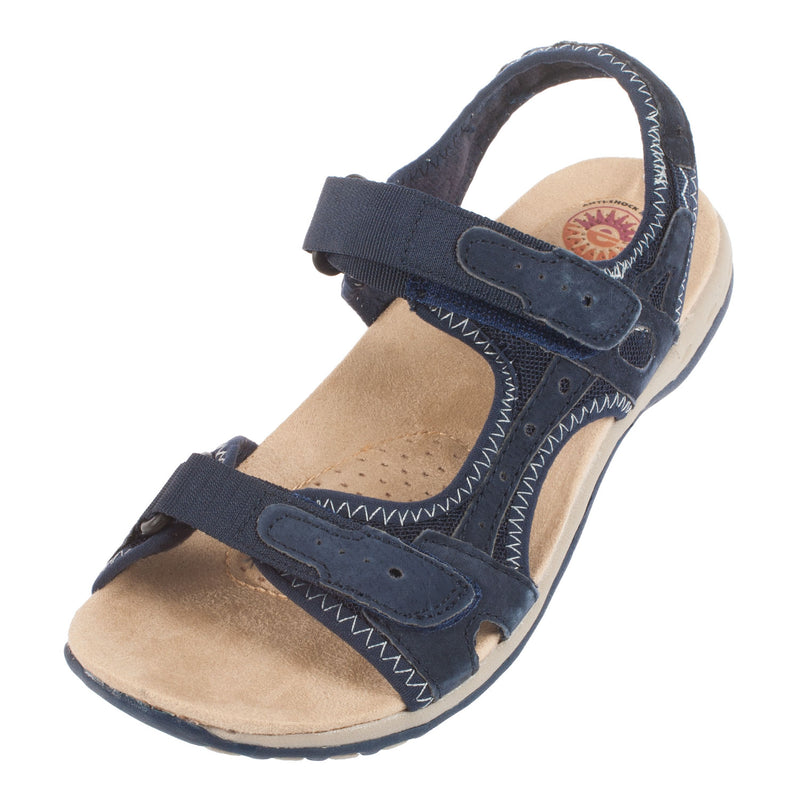 Women's Tyler Velcro Leather Sandal