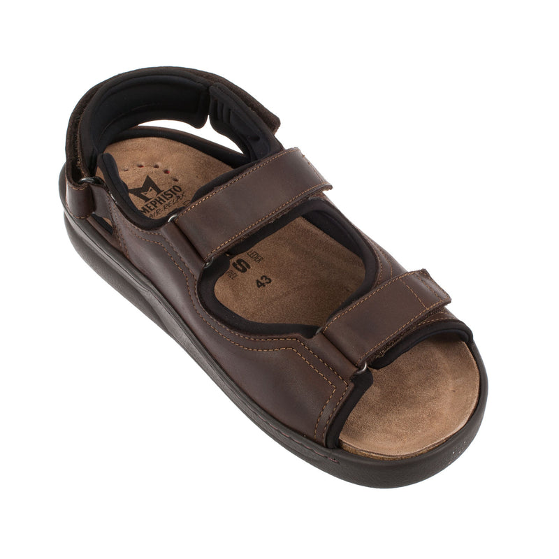MEPHISTO Women's Valden Leather Strapped Sandal (V843)