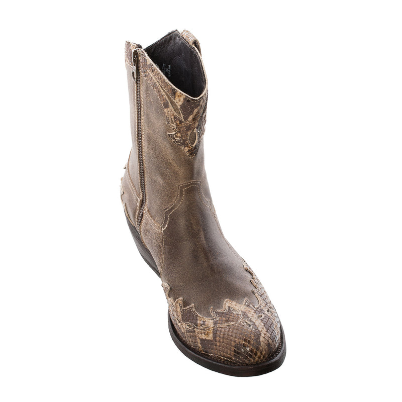 SANCHO BOOTS Women's Leather Cowboy Boot (VS10907)