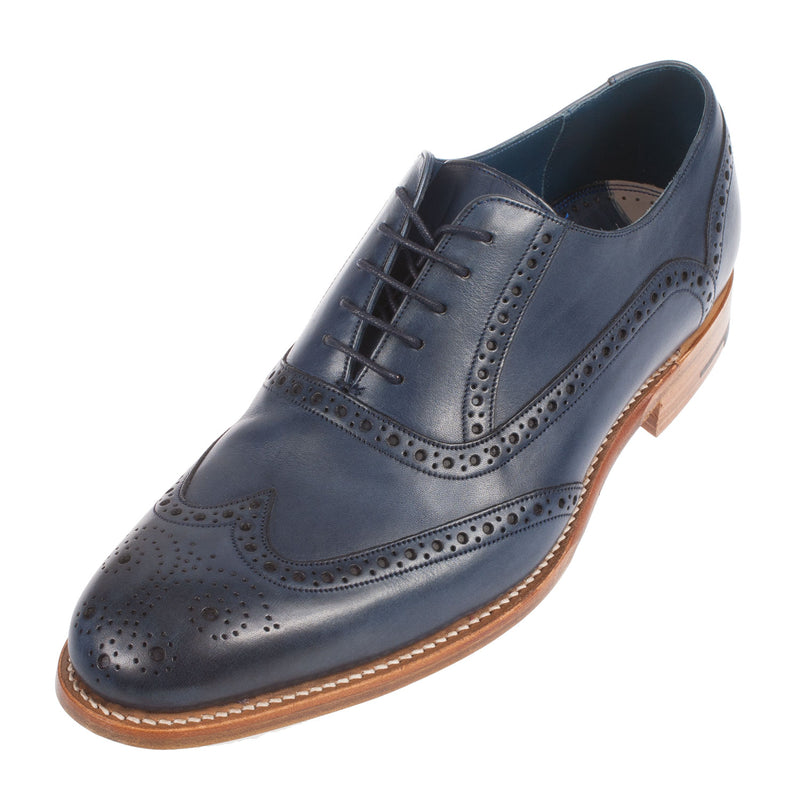 Men's Valiant Hand Painted Brogue