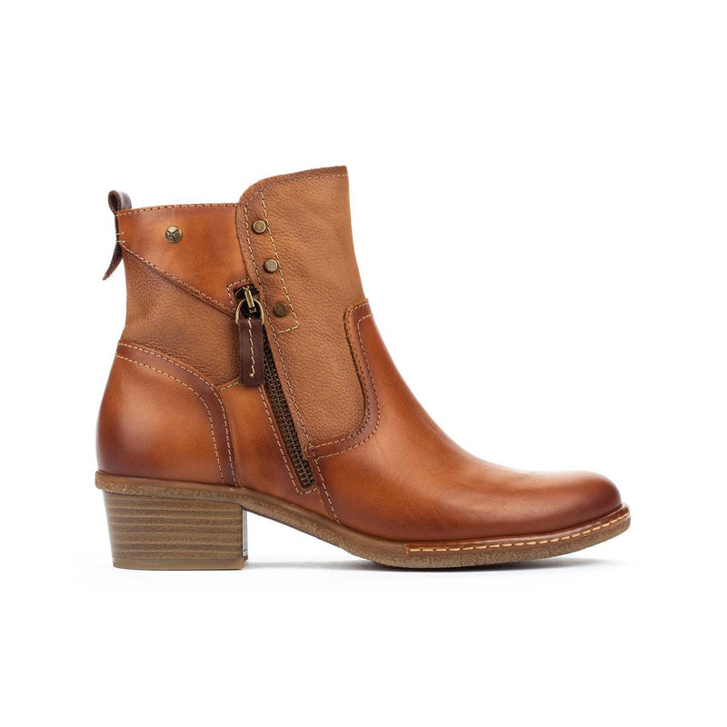 Women's Zaragoza Leather Ankle Boot