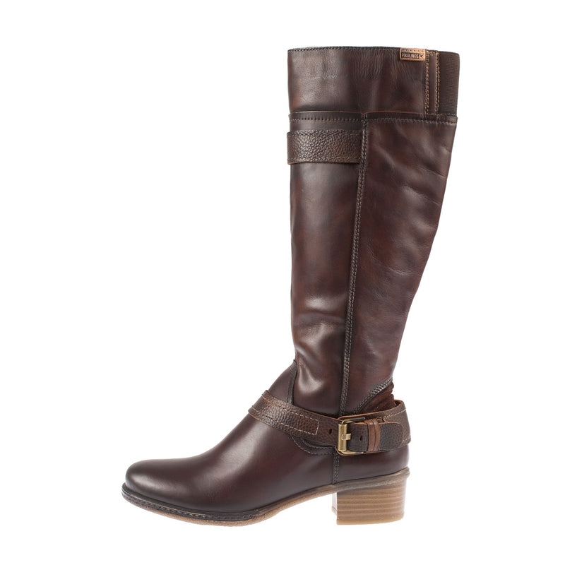 Women's W9h-9587 Leather Tall Boot