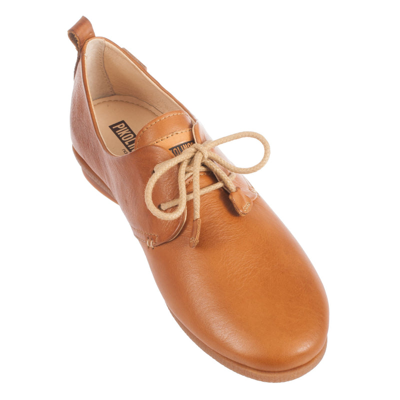 Women's Calabria Soft Leather Lace Up Shoe