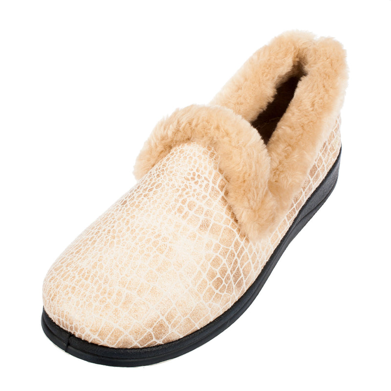 Women's Luxury Slip On Slipper