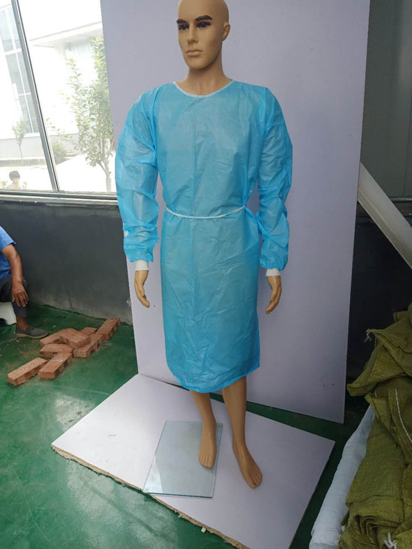 Disposable Isolator Apron