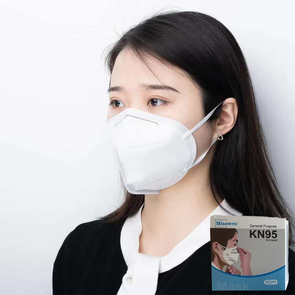 KN95 Mask Respirator Type A - 10 pc/box