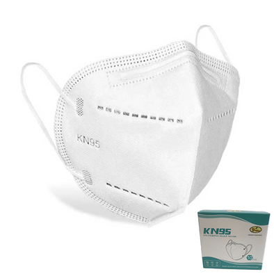 KN95 Mask Respirator  - 10 pc/box