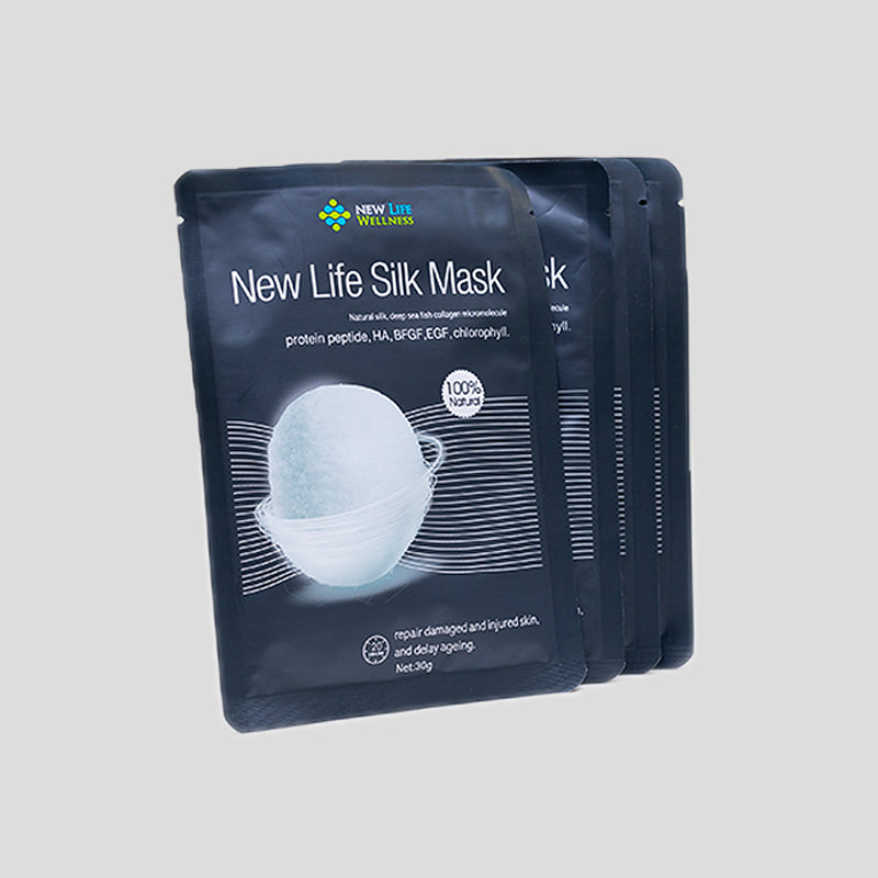 New Life Silk Mask