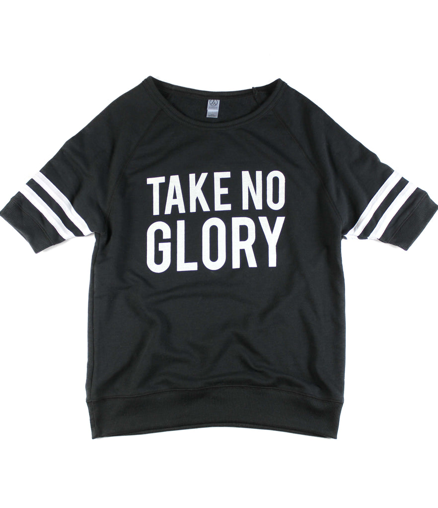 TAKE NO GLORY VARSITY PULLOVER