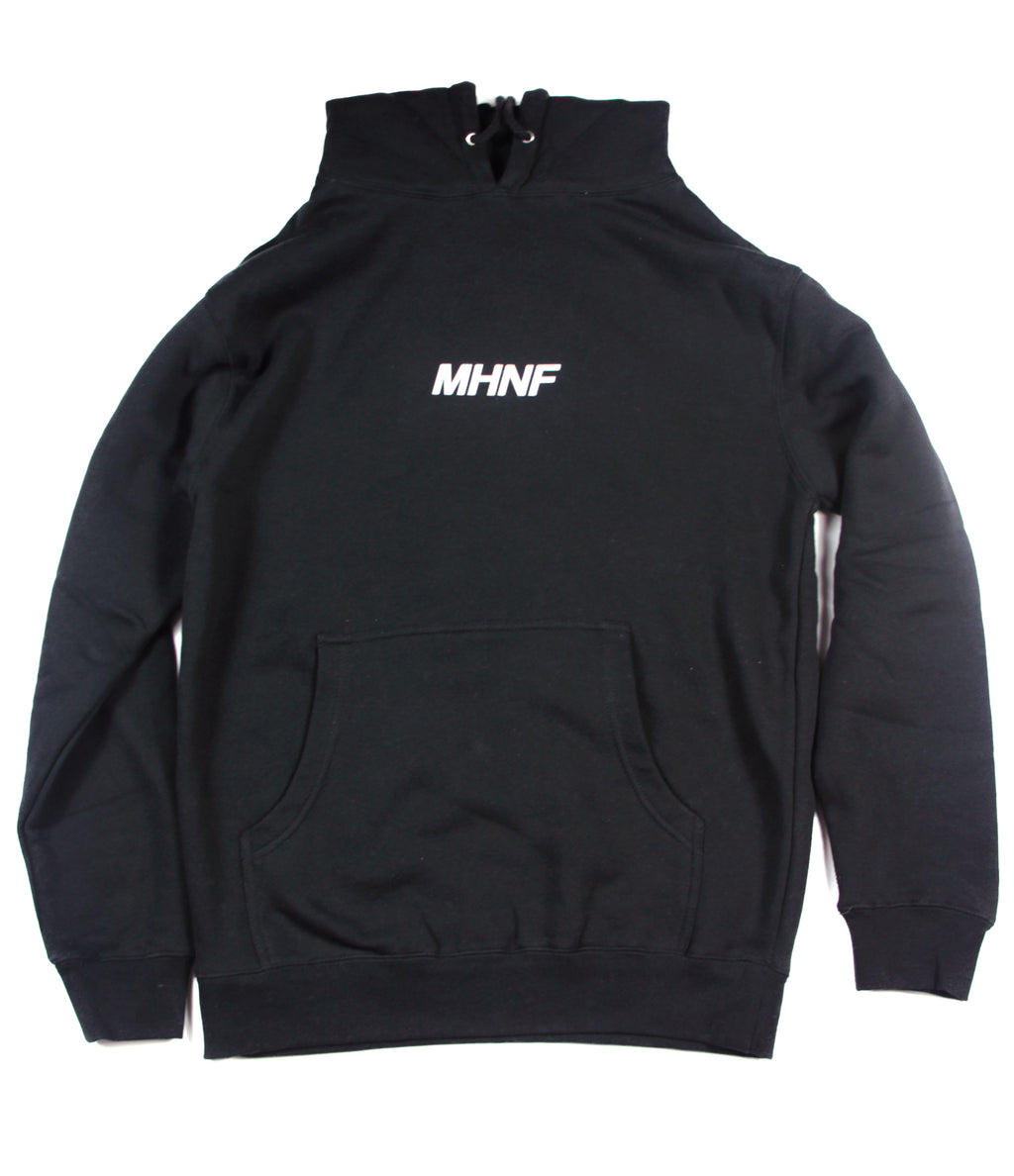 MAKE HIS NAME FAMOUS BLACK HOODIE