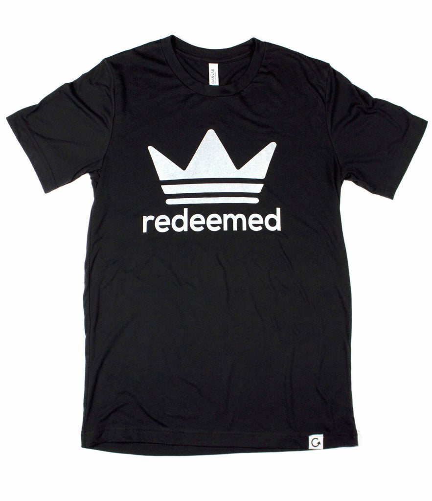 REDEEMED BLACK T-SHIRT