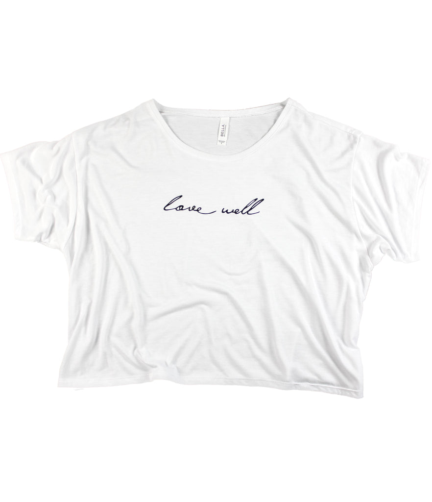 LOVE WELL BOXY T-SHIRT