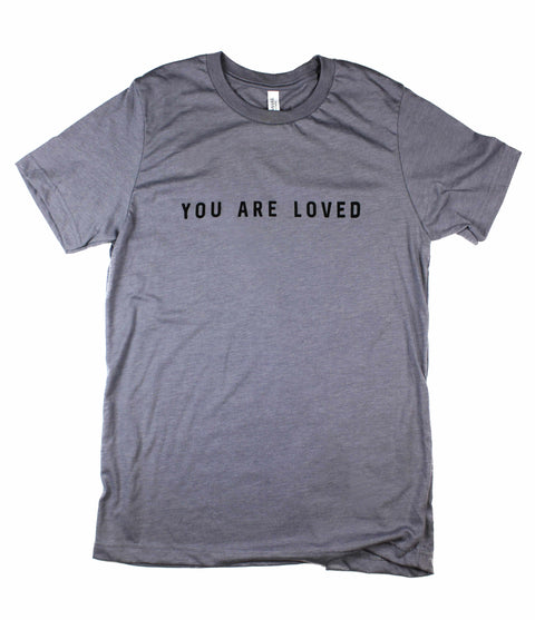 YOU ARE LOVED STORM T-SHIRT