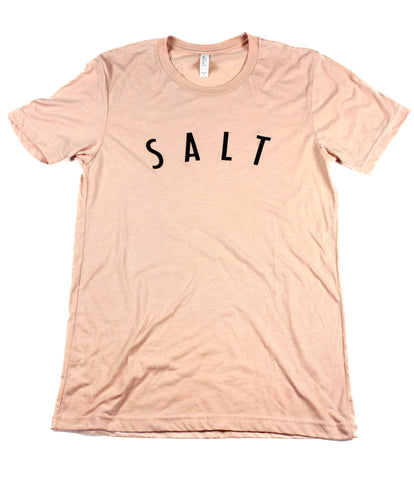 SALT + LIGHT PEACH T-SHIRT