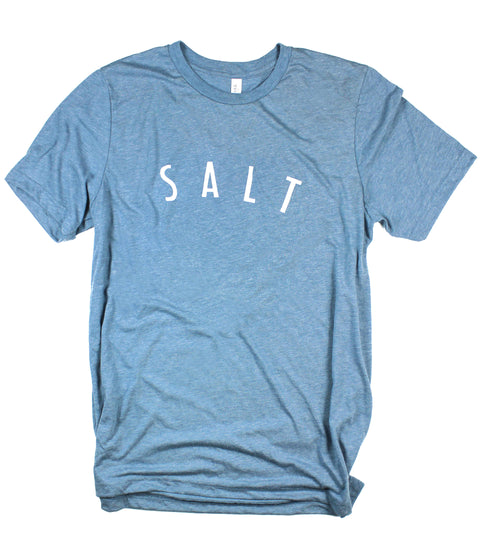 SALT + LIGHT DENIM T-SHIRT