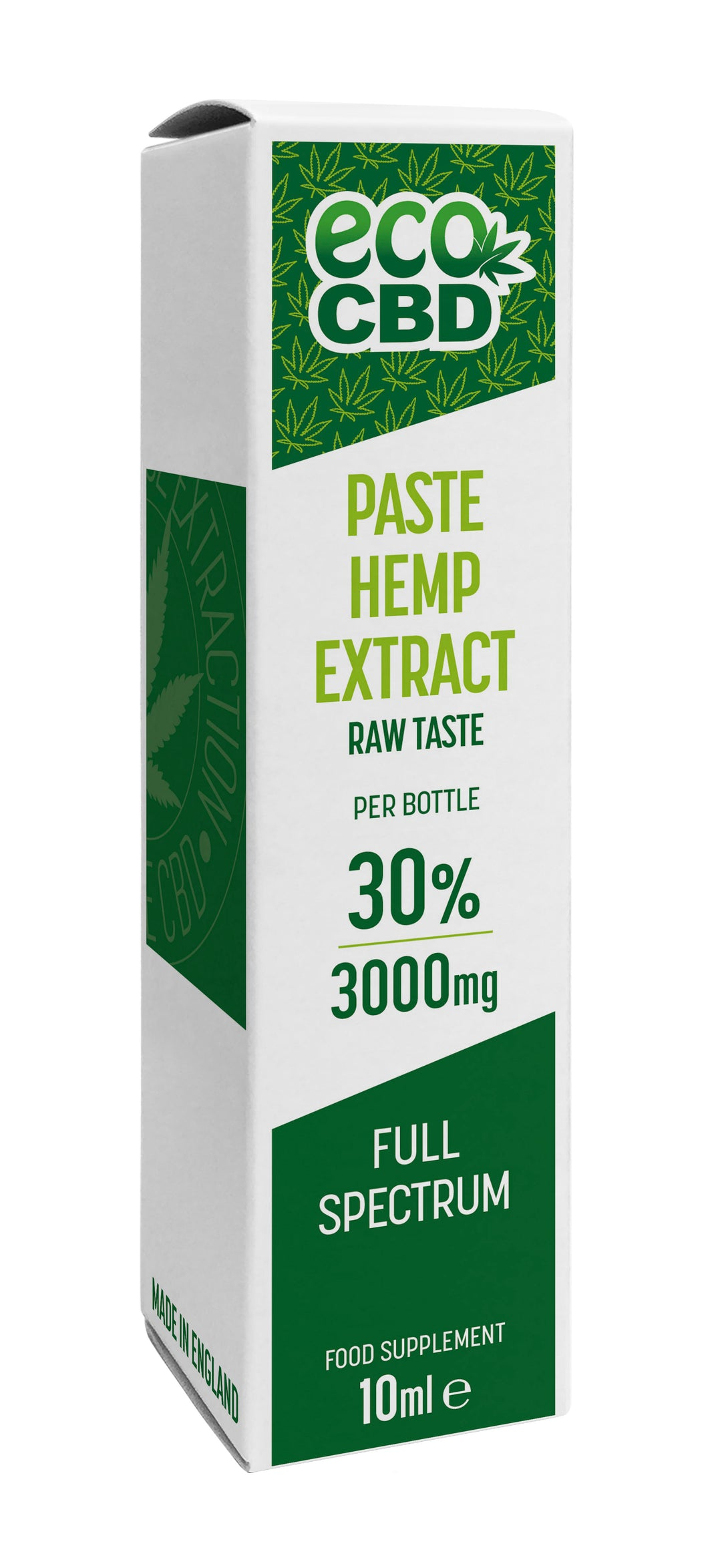 10ml CBD Hemp Extract Paste 30%