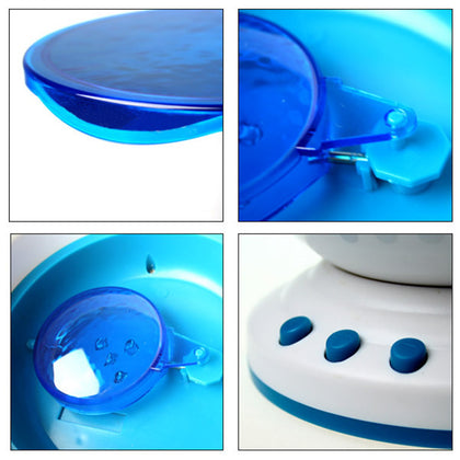 Ocean Blue Sea Waves Projection Lamp