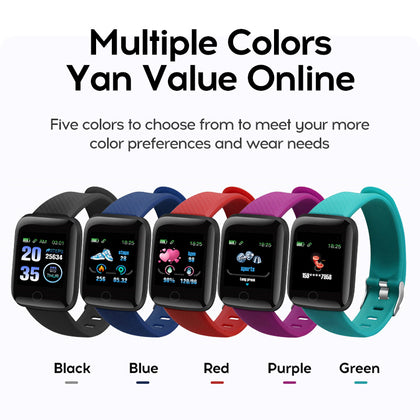 116 Plus Smart Watch Wristband
