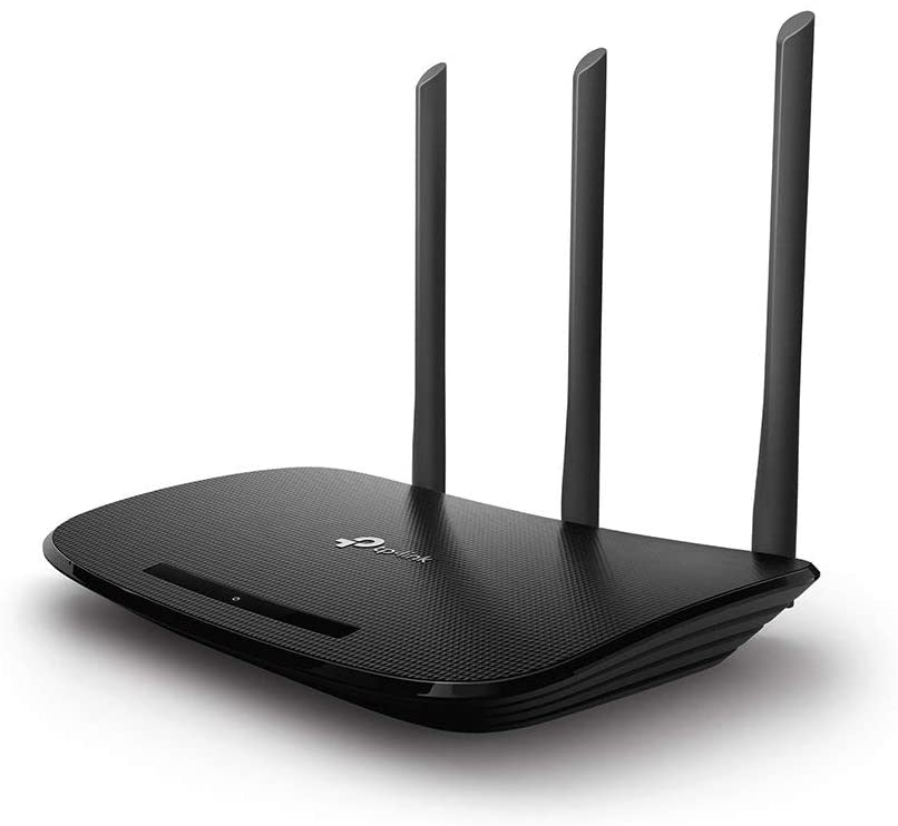 TP-LINK TL-WR940N Wireless N300 Home Router, 450Mpbs, 3 External Antennas, IP QoS, WPS Button