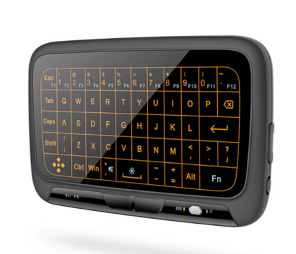 H18+ Touchpad Backlit Mini Keyboard
