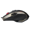 Adesso Multi-Color 9-Button Programmable Gaming Mouse
