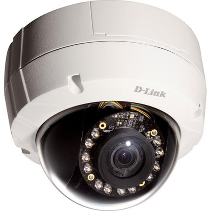 D-Link DCS-6513 3 Megapixel Surveillance Camera - Dome