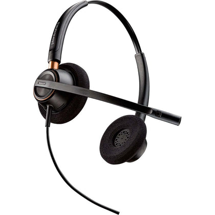 Plantronics Over-the-head Monaural Corded Headset